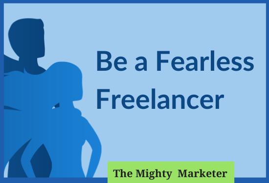 fearless freelancer mindset