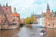 One of the best day trip from Paris - Bruges, Belgium