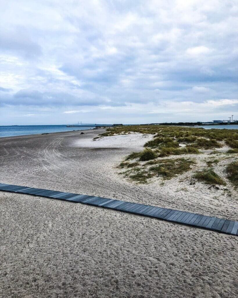 Amager Strand in Copenhagen is an underrated beach destination in Europe.