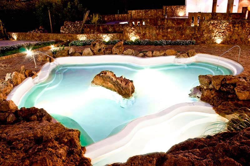 Piedra de Agua, the only underground spa in the Americas, one of the best things to do in Cuenca.