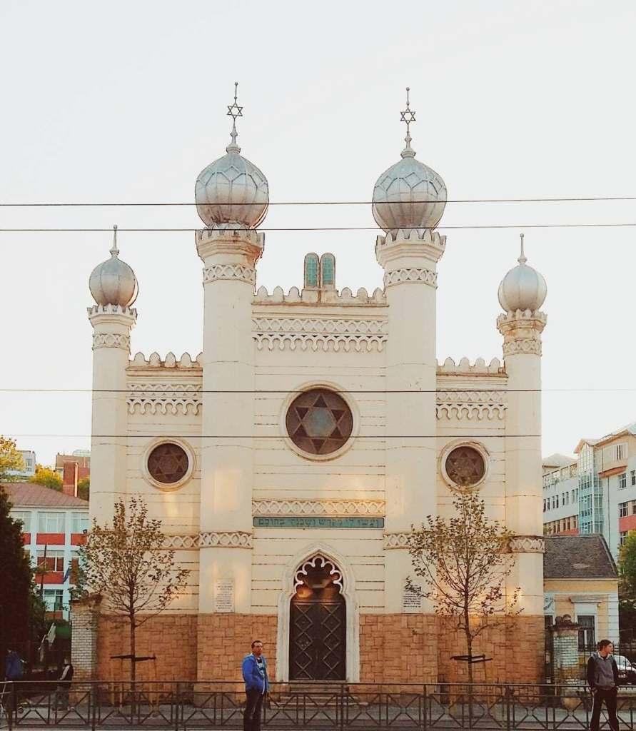 Neolog Synagogue in Cluj-Napoca, Romania