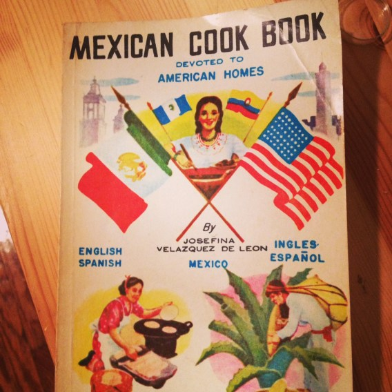 The Mexican Cook Book Devoted to American Homes, by Josefina Velázquez de León.