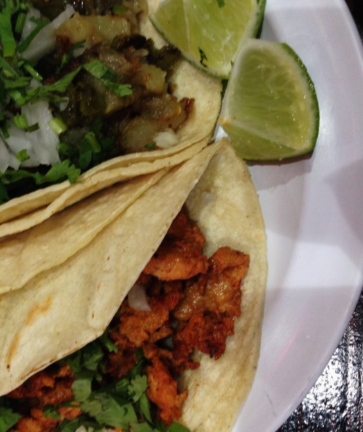 More tacos in Sunset Park, Brooklyn. Photo by Mira Evnine.