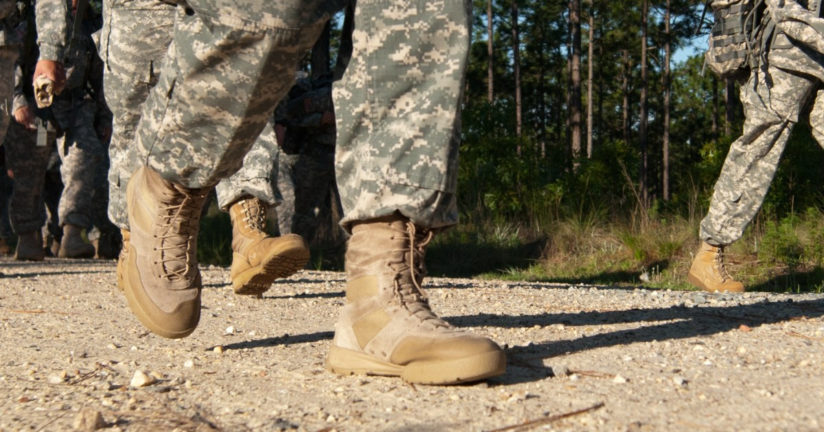 The Secret To A Blister Free Foot March The Military Leader