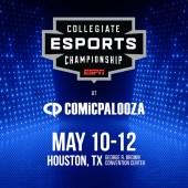 Comicpalooza Scores ESPN's First-Ever Collegiate Esports Championship