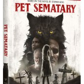 Reasons why Pet Sematary is one of the scariest Stephen King-inspired movies yet!, arrives on Blu-Ray Combo Pack this July 9.