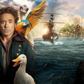 DOLITTLE – Movie, special material… Jan 17 2020