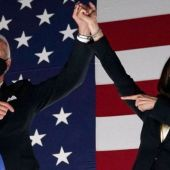 Joe Biden and Kamala Harris inauguration  01/20/2021…