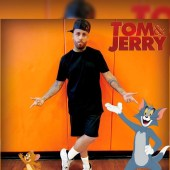 Nicky Jam joins the cast of Warner Bros. @TomAndJerry as Butch! Catch Tom and Jerry on their new adventures in New York city this February 26 in theaters and HBOMax. #TomAndJerryMovie