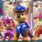 PAW PATROL: THE MOVIE OPENS IN THEATRES AUGUST 20, 2021