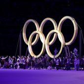 La ceremonia de apertura de los Juegos Olímpicos de Tokio da inicio a Juegos como ningún otro.