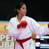 Alexandra Grande – Perú – Karate