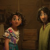 "Walt Disney Animation Studios' All-New Original Film ""Encanto"""