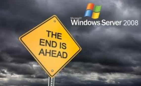 Windows Server 2008 R2 End of Life