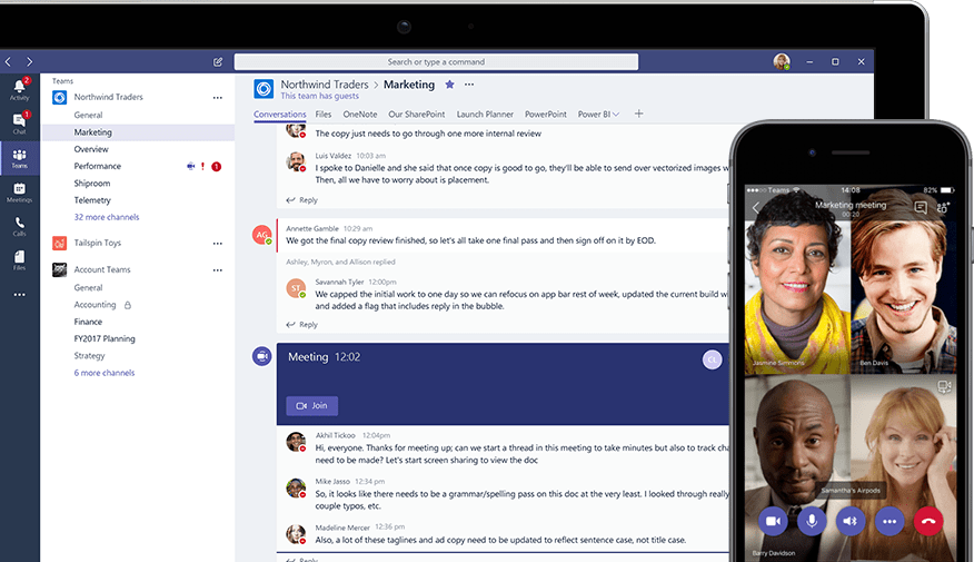 Microsoft-Teams-Communications