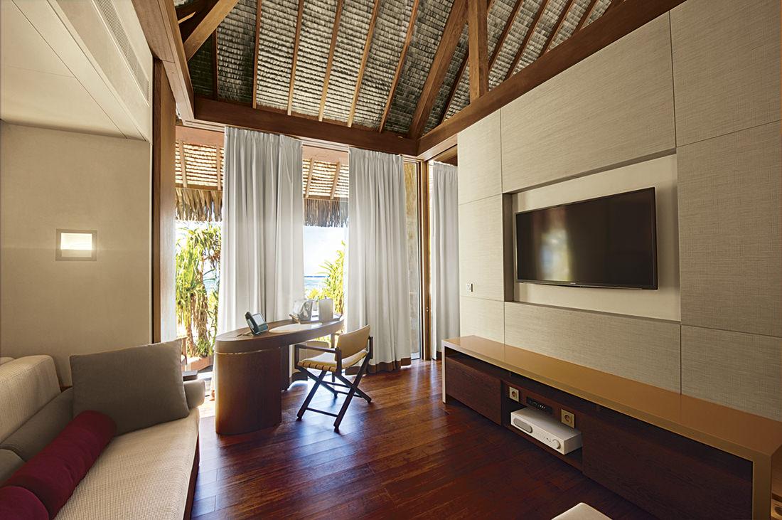 The Brando Resort  an exquisite luxury resort in French Polynesia