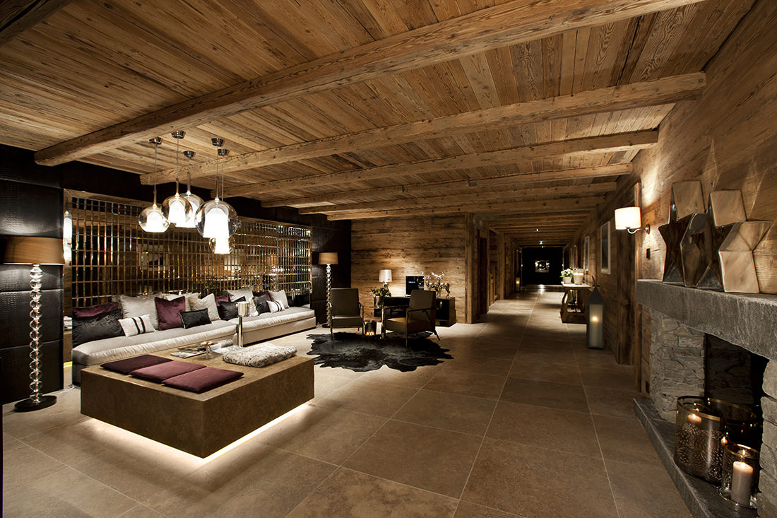 The Chalet N  a luxury chalet in the heart of the Alps