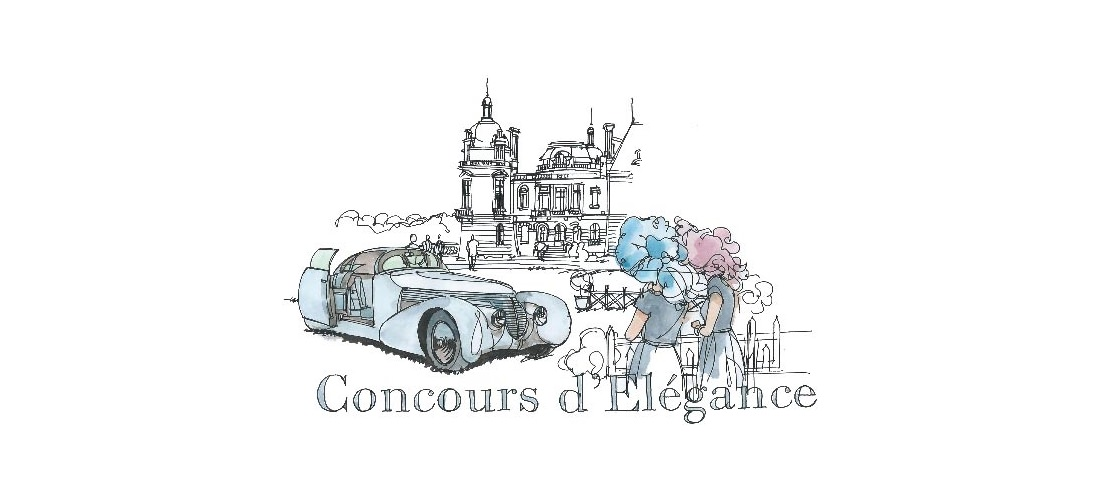 The Chantilly Elegance Contest to make a big come back