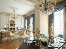 Shangri Hotel Paris