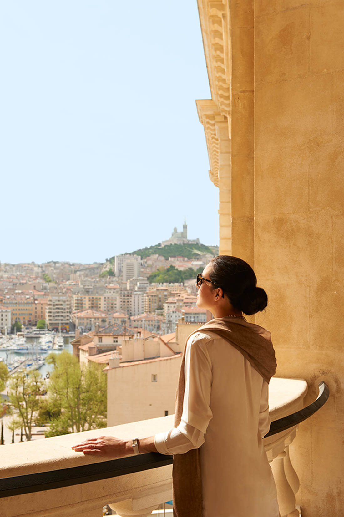 LIntercontinental Hotel Dieu Marseille