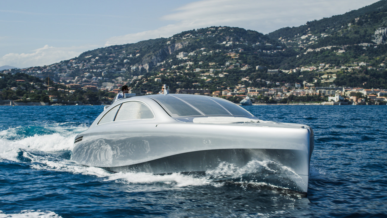 Arrow 460 Granturismo Le Premier Yacht De Mercedes Benz