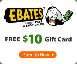 ebates pays to shop online