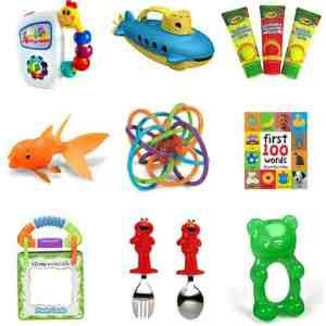 Top 25 Stocking Stuffer Ideas For Toddlers & Babies