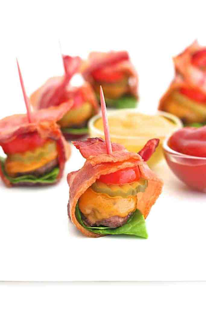 Punch up standard party fare with these fun finger foods from O, The Oprah Magazine. Each dip and bite-size appetizer in this collection boasts bright, fresh flavors that will leave your guests.
