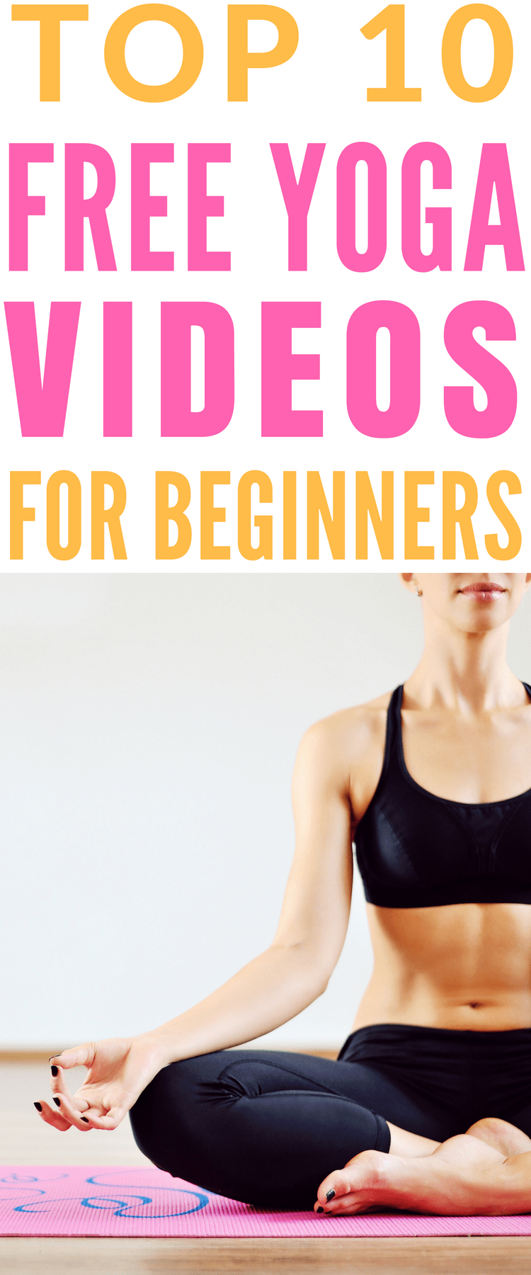 Free Beginners Yoga Workout Videos