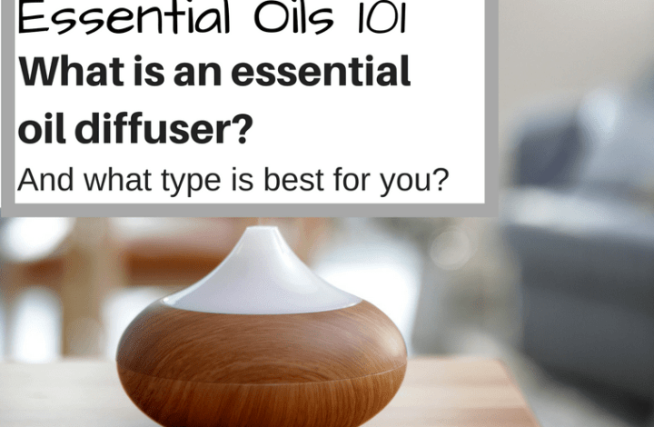 What Is An Essential Oil Diffuser? Essential Oils 101
