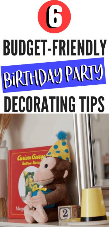 Budget-Friendly Kid's Birthday Party Ideas