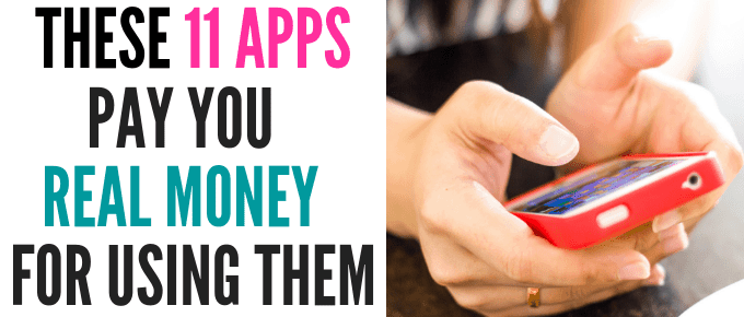 apps that pay real money