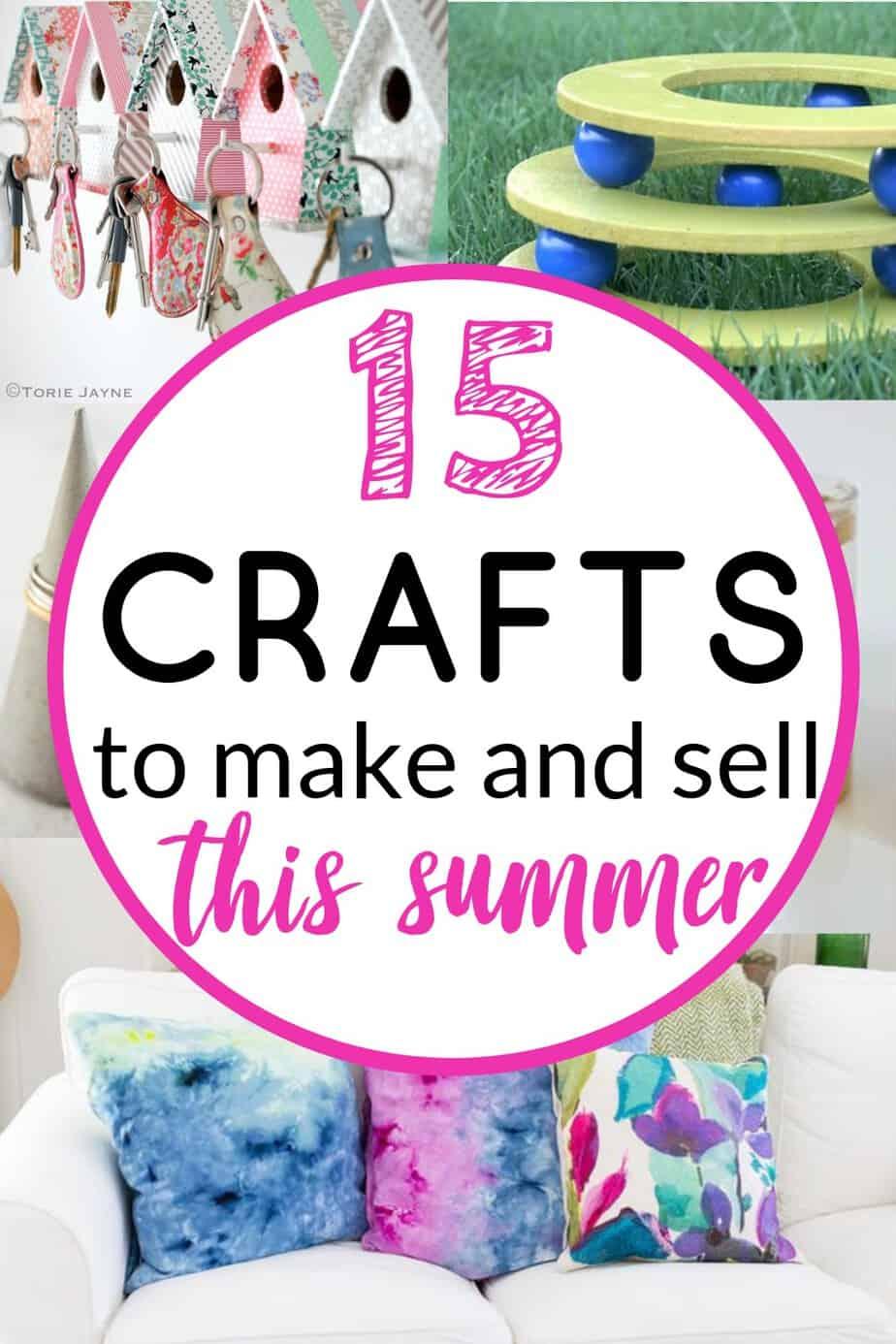 15 easy diy crafts