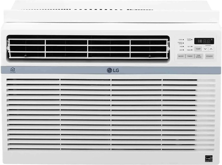LG LW1216ER 12,000 BTU 115-Volt Window Air Conditioner