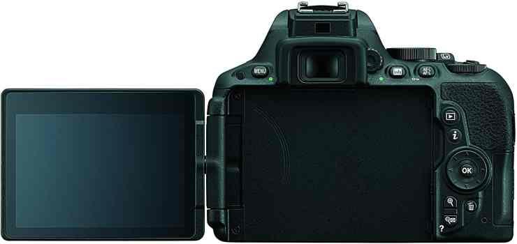 Nikon D5500 DX format Digital SLR w 18 55mm VR II Kit 2