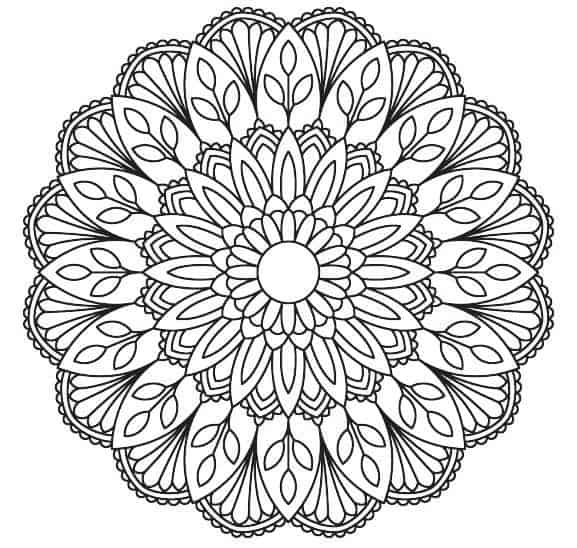 BOOST YOUR MOOD BY COLORING IN PICTURES: 7 free pages from