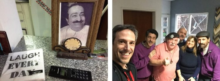 "La Plata Meher Baba gathering - ""The personal"" touch"" in a big Argentine city"