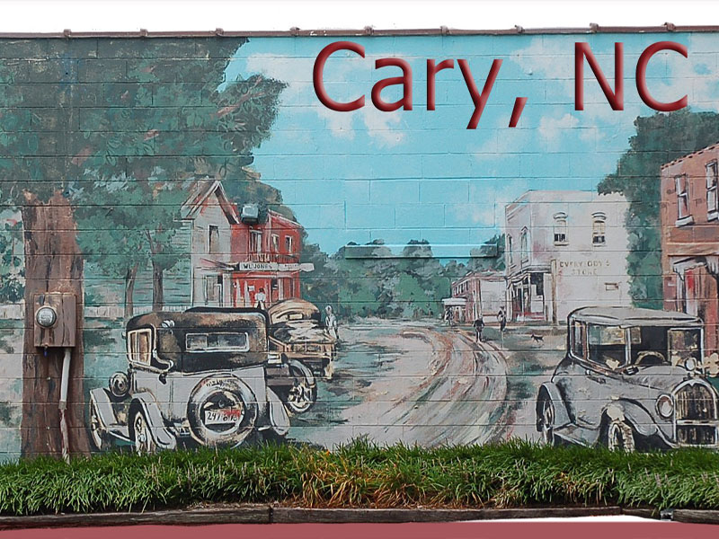 Cary Therapists