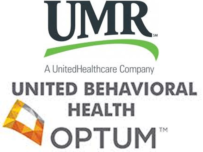 United UMR/OPTUM Therapists & Counselors