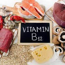 How can I focus with Vitamin B12