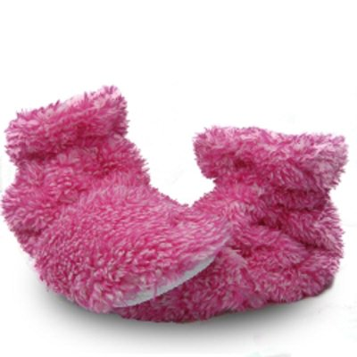 Fluffy Feet Warmers