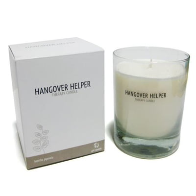 Hangover Helper Therapy Candle