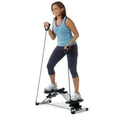 Mini Stepper Workout