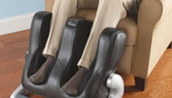 The Circulation Enhancing Lower Leg Massager