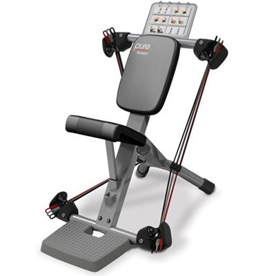 The Foldaway 39 Exercise Gym