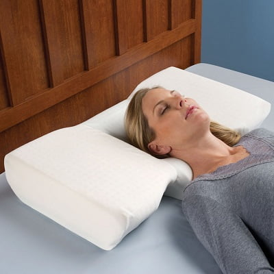 The Neck Pain Relieving Pillow