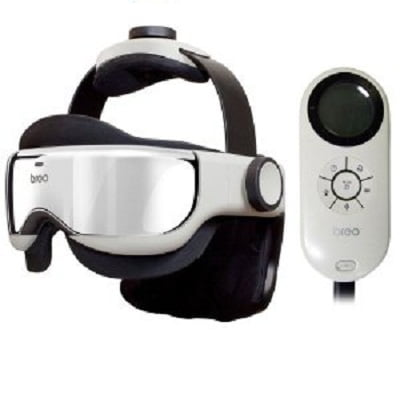 Breo IDream 1260 Digital Head Eye Massager
