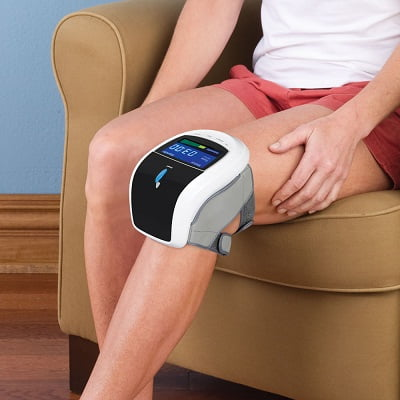 The Triple Therapy Knee Pain Reliever