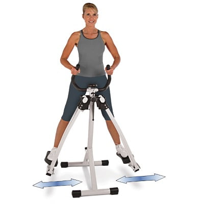 The Only Omnidirectional Thigh Trainer