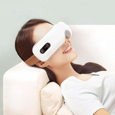 The Traveler's Eye Massager